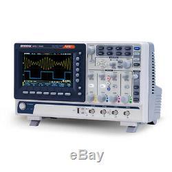 Instek Gds-1102b 100 Mhz, 2-ch, 1 Gsa / S, Oscilloscope À Mémoire Numérique