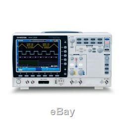 Instek Gds-2202a 200mhz 2-innel Visuelle Persistance De Stockage Numérique Oscilloscope