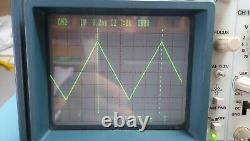 Itt Instruments Ox 7520 Metrix Oscilloscope De Stockage Numérique À Double Canal