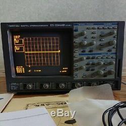 Iwatsu Ds-9244am Oscilloscope Champ De Stockage Numérique De Travail Teste Bonne F / S