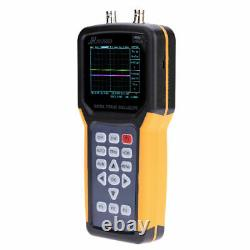 Jds2012a 200msa/s 20mhz Multimeter Portable Oscilloscope Tft LCD Digital Storage