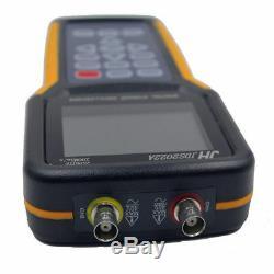 Jds2022a Oscilloscope Numérique 200msa / S 2channel Tft LCD De Stockage 20mhz Multimètre