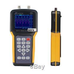 Jds2022a Oscilloscope Tft LCD Multimètre Numérique De Stockage 200msa / S 20mhz 2channel