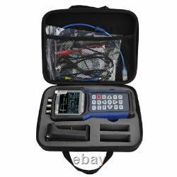 Jds2023 20mhz Générateur De Signal D'oscilloscope De Stockage Numérique À Écran LCD Portatif 1ch