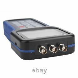 Jds2023 20mhz LCD Portable De Stockage Numérique Oscilloscope Générateur De Signaux 1ch