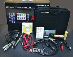 Jinhan Ado104 Automobile Handheld Stockage Numérique Oscilloscope Numérique Multimete