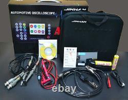 Jinhan Ado104 Automotive Oscilloscope, Poche De Stockage Numérique Oscilloscope