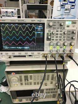 Keysight Agilent Dso-x 3054a Stockage Numérique Oscilloscope 4ch 500 Mhz 4 Gsa/s