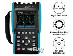 LCD Portable De Stockage Numérique Oscilloscopedmm Tft Portée Mètre 25mhz 2 Canaux Usb