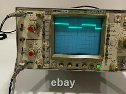 Leader Lbo-5825 Scope Digital Storage Oscilloscope