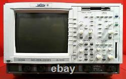 Lecroy Lc564a 40039 1 Ghz Color Digital Storage Oscilloscope
