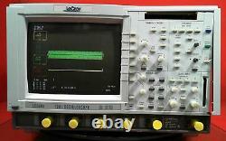 Lecroy Lc564a 40182 Oscilloscope De Stockage Numérique Couleur 1 Ghz