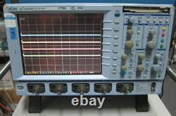 Lecroy Lt584 1ghz 4gs/s 4-ch Waverunner-2 Oscilloscope De Stockage Numérique