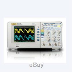 Marque New Rigol Stockage Numérique Oscilloscope Ds1102e 100mhz, 1gs / S, 2-canaux