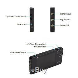 Mini Arm Dso212 Digital Storage Oscilloscope Portatif 1mhz 10msa / S