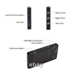 Mini Arm Dso212 Oscilloscope De Stockage Numérique Portable 1mhz 10msa/s