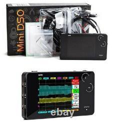 Mini Ds212/3 Digital Storage Oscilloscope 4ch Portable Portable 15mhz 100msa/s