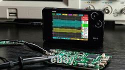 Mini Ds212 Digital Storage Oscilloscope Portable Nano Portable Bande Passante 1mhz