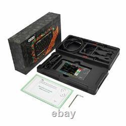 Miniware Ds212 Oscilloscope De Stockage Numérique Portable Nano 1mhz 10msa/s Portable