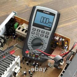 Mustool Mt8205 2 En 1 Oscilloscope Numérique Intelligent De Stockage Portatif Multimet