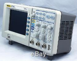 New Oscilloscope Rigol Ds1052e Numérique 50mhz 1 Gech / S 2 Canaux Plus Stockage Usb