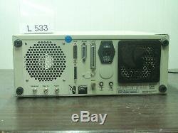 Nicolet 460 Oscilloscope À Mémoire Numérique 4x200mhz Fft # L533