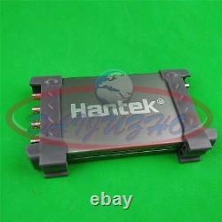 Nouveau Pc Hantek Stockage Numérique Usb Oscilloscope Virtuel 6104bd 100mhz 1gsa/s 4ch
