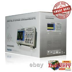 Nouveau Stockage Numérique Usb Oscilloscope 2 Canaux 100mhz 1gsa/s Inm