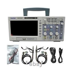 Nouveau Stockage Numérique Usb Oscilloscope 2 Canaux 100mhz 1gsa/s Inm 7 Tft LCD