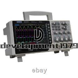One Hantek Dso4254c Stockage Numérique Oscilloscope 64k 4ch 250mhz Source De Signal