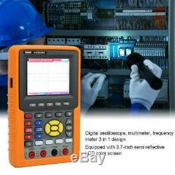 Ordinateur De Poche Stockage Numérique Oscilloscope Owon Hds2062m-n 2ch 1gs / 60mhz De Bande Passante