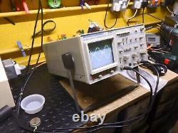 Oscilloscope Analogique Beckman 9302 Avec Stockage Numérique