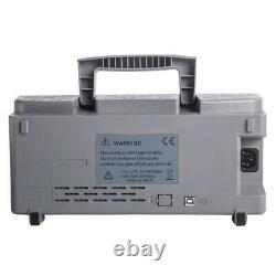 Oscilloscope De Stockage Numérique 2 Canaux 100mhz 1gsa/s Avec Générateur De Signal Awg
