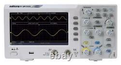 Oscilloscope De Stockage Numérique 2 Canaux, 20mhz Multicomp Pro