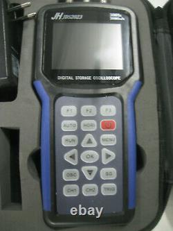 Oscilloscope De Stockage Numérique, 3 Canaux, Affichage LCD Couleur, Brand New En Box