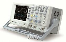 Oscilloscope De Stockage Numérique À 100 Mhz De L'instek Gds-1102-u