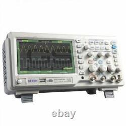 Oscilloscope De Stockage Numérique Avec Bande Passante 100 Mhz Atten Ads1102cal Xa