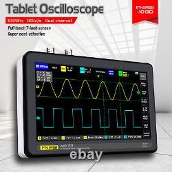 Oscilloscope De Stockage Numérique De 7 Pouces 2channel 1gs/s Taux D'échantillonnage