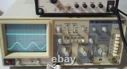 Oscilloscope De Stockage Numérique De Précision Bk 2522a 20 Mhz