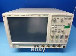Oscilloscope De Stockage Numérique Dso90604a Agilent / Keysight 6 Ghz Avec Opt. 800