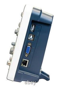 Oscilloscope De Stockage Numérique Peaktech P1255 100mhz 2 Canaux 2 Gsa/s Dso