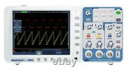 Oscilloscope De Stockage Numérique Peaktech P1270 300 Mhz 2 Canaux 2,5 Gs/s Dso