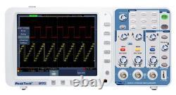 Oscilloscope De Stockage Numérique Peaktech P1275 300 Mhz 2 Canal 3,2 Gsa/s Dso