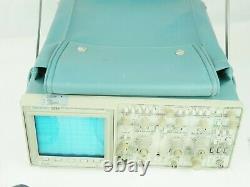 Oscilloscope De Stockage Numérique Tektronix 2232 100 Mhz Avec Sondes