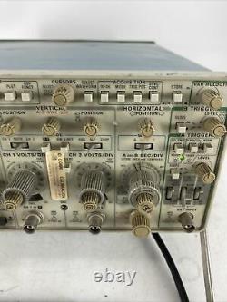 Oscilloscope De Stockage Numérique Tektronix 2232 100mhz