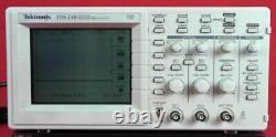 Oscilloscope De Stockage Numérique Tektronix Tds210
