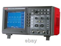 Oscilloscope De Stockage Numérique Uni-t Ut2025c 25mhz