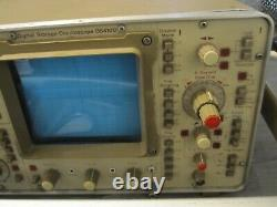 Oscilloscope De Stockage Numérique Vintage Gould Os4100 Fonctionne As-is