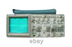 Oscilloscope De Stockage Numérique/analogique Tektronix 2232 100mhz