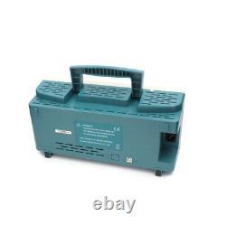 Osciloscopio Portable Pc Basé LCD Digital Multimeter Usb 100mhz 2ch Stockage